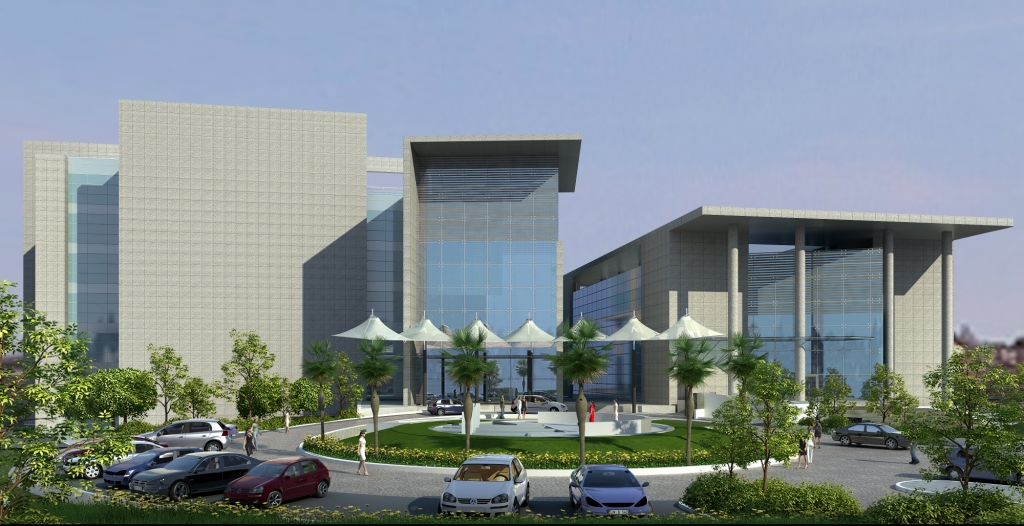 Office Complex for IRDA